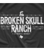 Steve Austin Broken Skull Ranch Authentic T-shirt