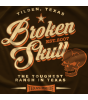Steve Austin Broken Skull Script T-shirt