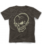 Skull Sketch on Machiato