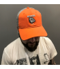 Limited Taz Orange Rover Trucker Cap – Puff Embroidered