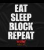 Eat Sleep Block Repeat