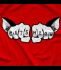 Zahra Cats Meow Tattoo T-shirt