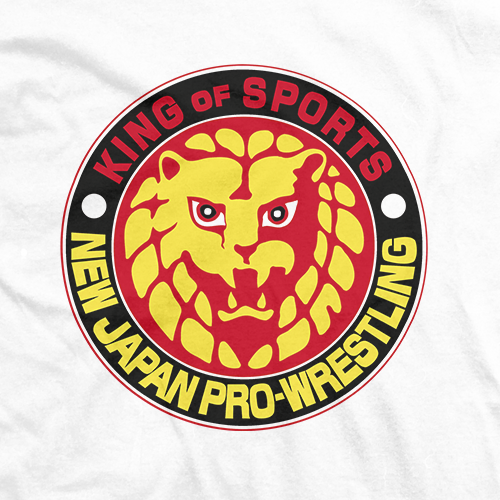 Lion Mark White