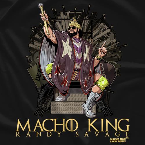 Macho King