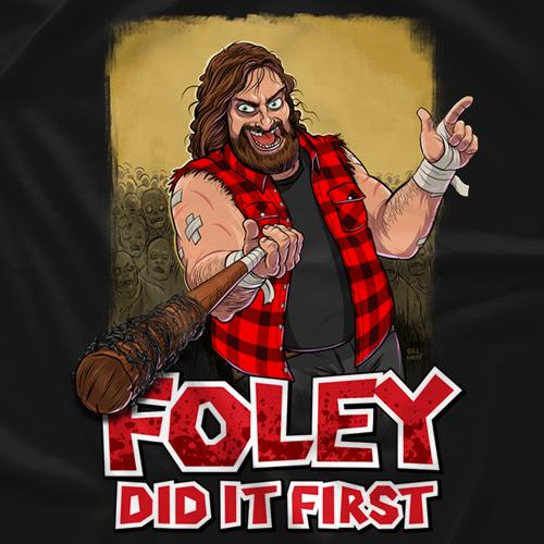 Foley Did It First