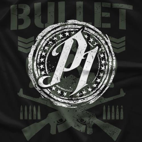 P1 AJ Styles Bullet Club