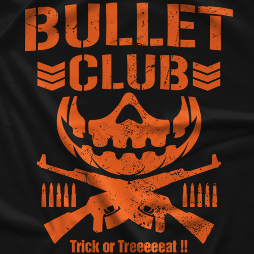 Bullet Club Trick or Treat