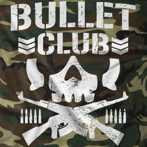 Bullet Club Camo