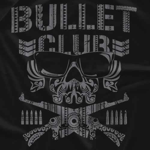 Bullet Club Polynesian Warrior - Fale
