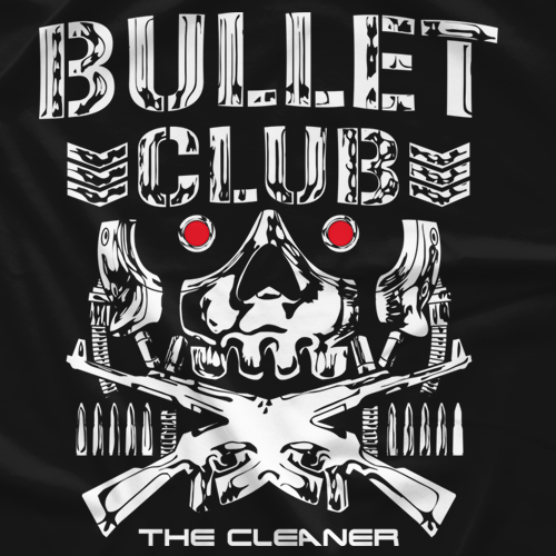 Kenny Omega Bullet Club Bone Droid