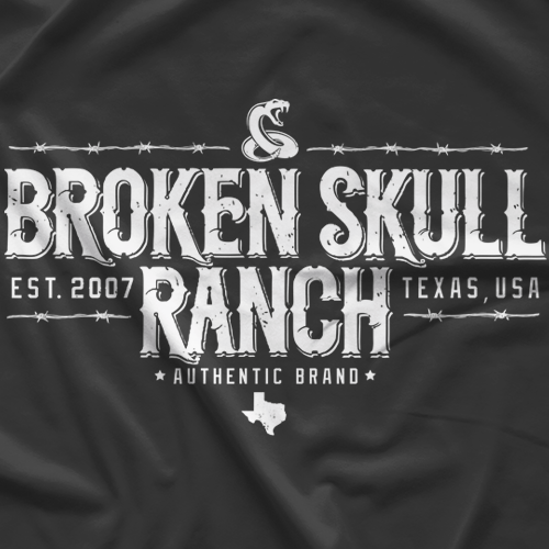 Broken Skull Ranch Authentic