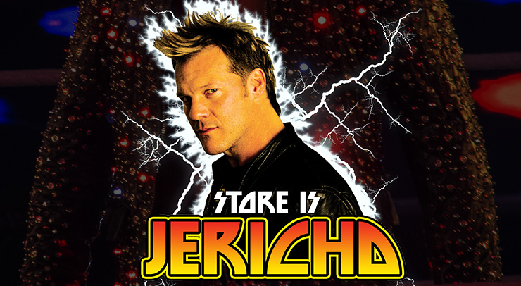 chris jericho t-shirts