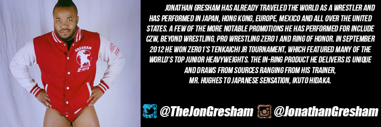 Jonathan Gresham