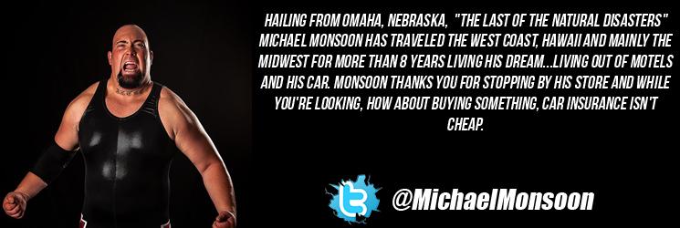 Michael Monsoon