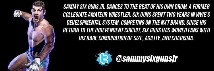 Sammy Six Guns Jr.