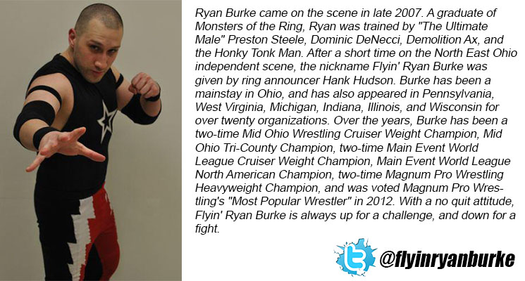 Flyin Ryan Burke