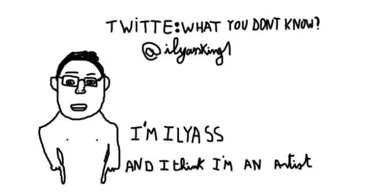 Ilyass The Artist