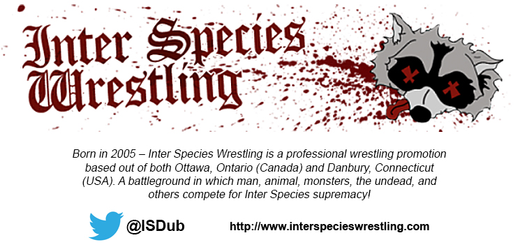 Inter Species Wrestling