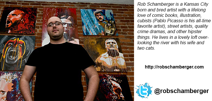 Rob Schamberger