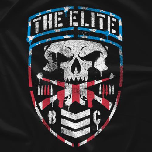Elite Shield Flag