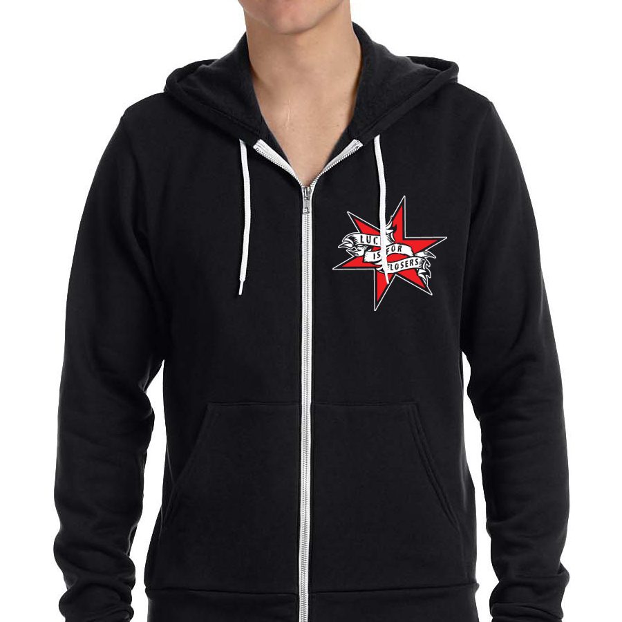 CM Punk Luck Is For Losers Hoodie