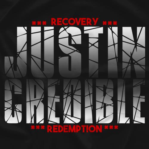 Justin F'N Credible T-shirt