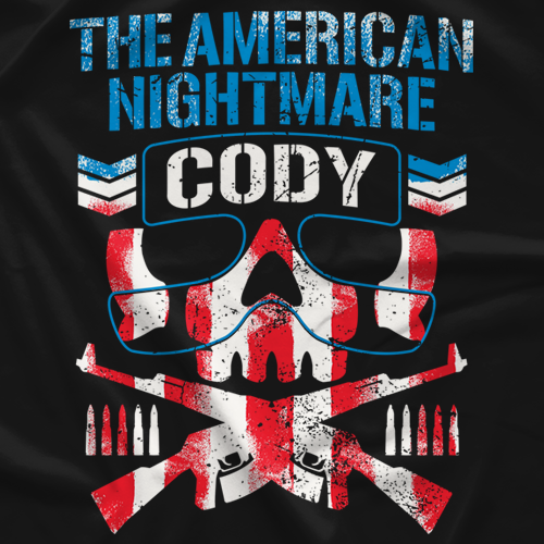 Cody Bullet Club T-shirt