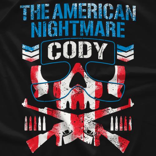 Cody Bullet Club T-shirt