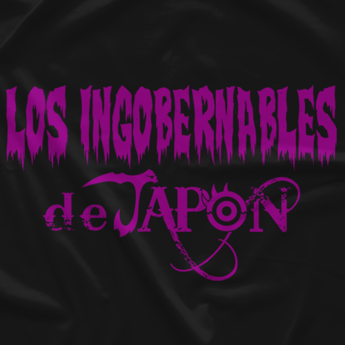 Los Ingobernables De Japon (Purple)