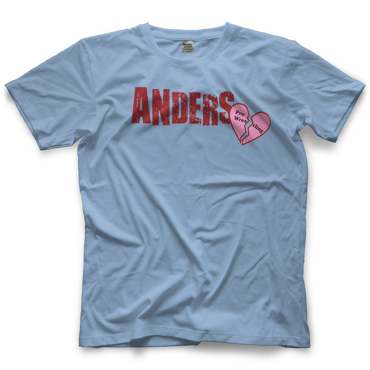 Aaron Anders Broke My Heart T-shirt