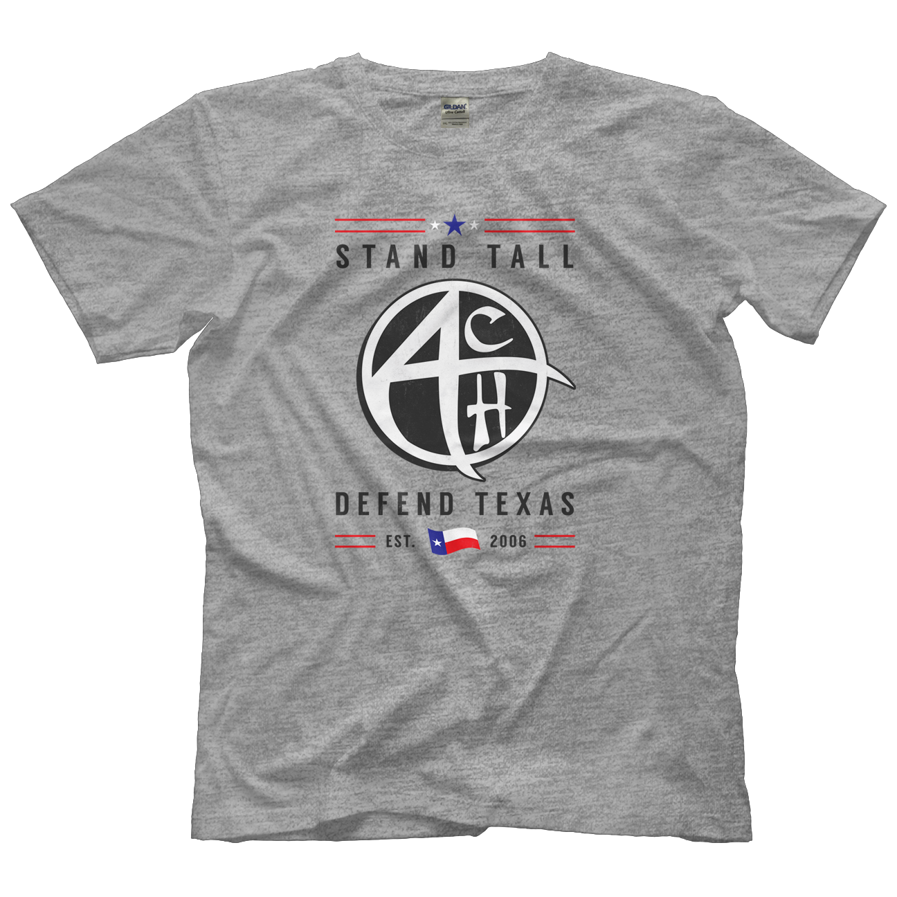 A.C.H. Defend Texas T-shirt