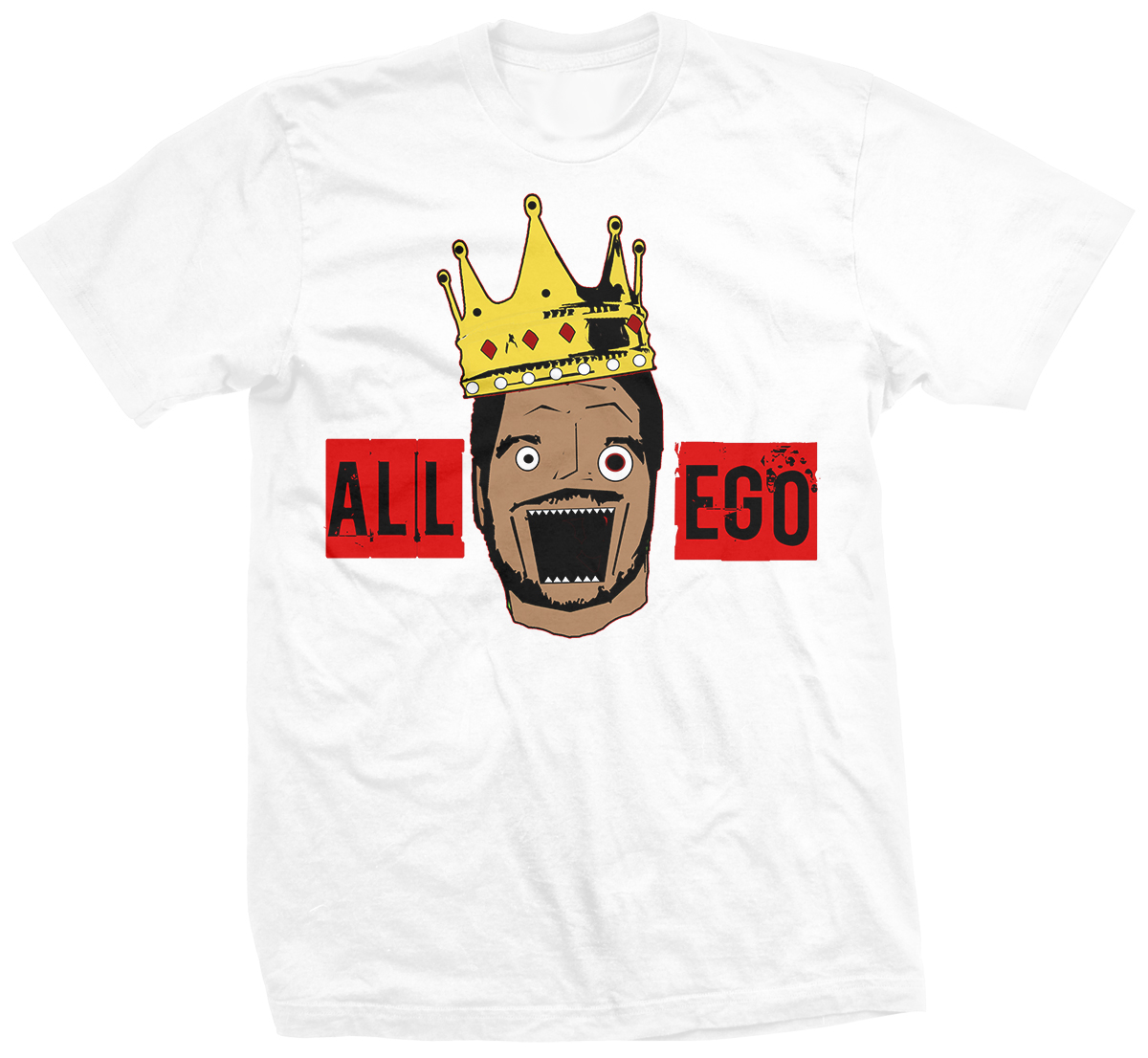 The Screaming Ego T-shirt