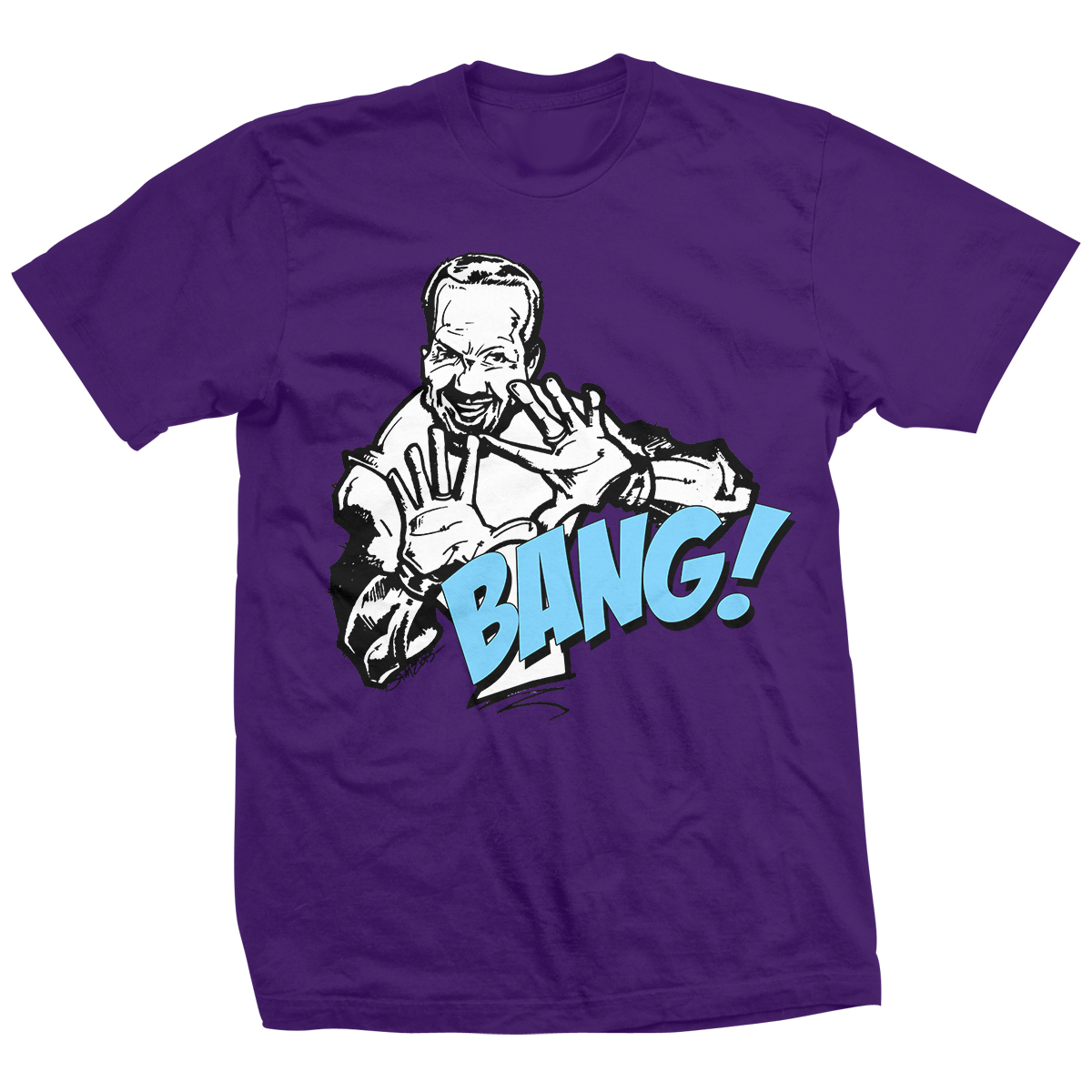 DDP Bang! T-shirt