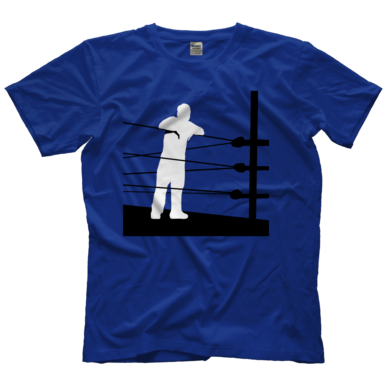 Barry Ryte Life On The Ropes T-shirt