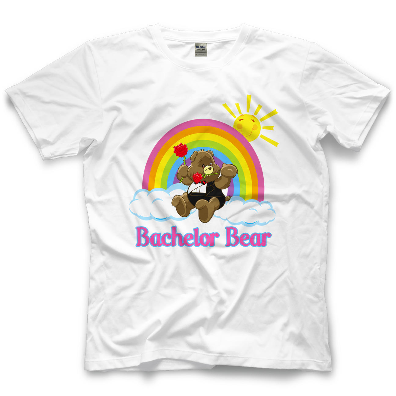 Bachelor Bear White