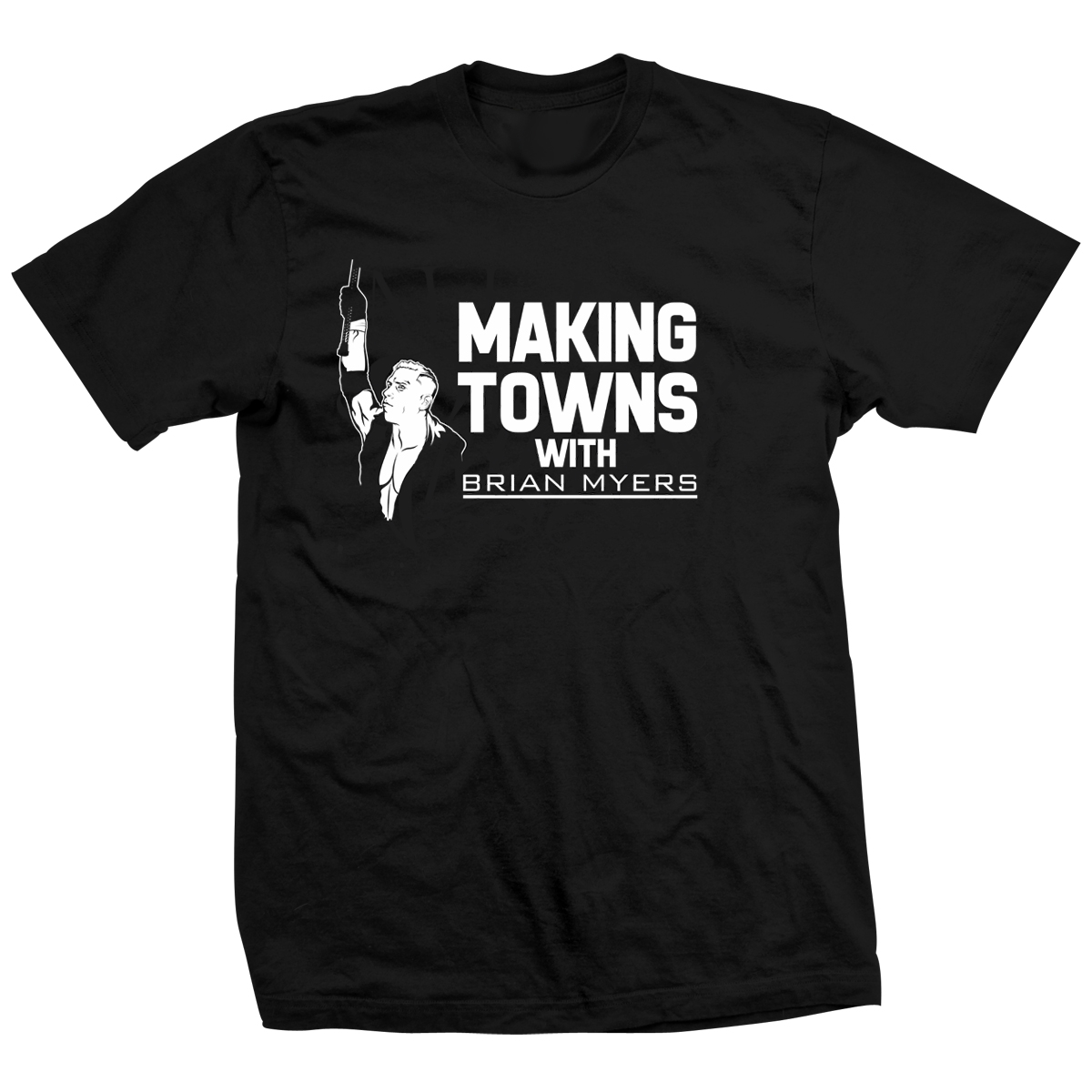 Making Towns T-shirt