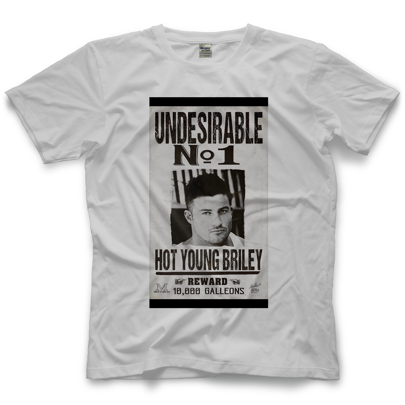 Undesirable #1