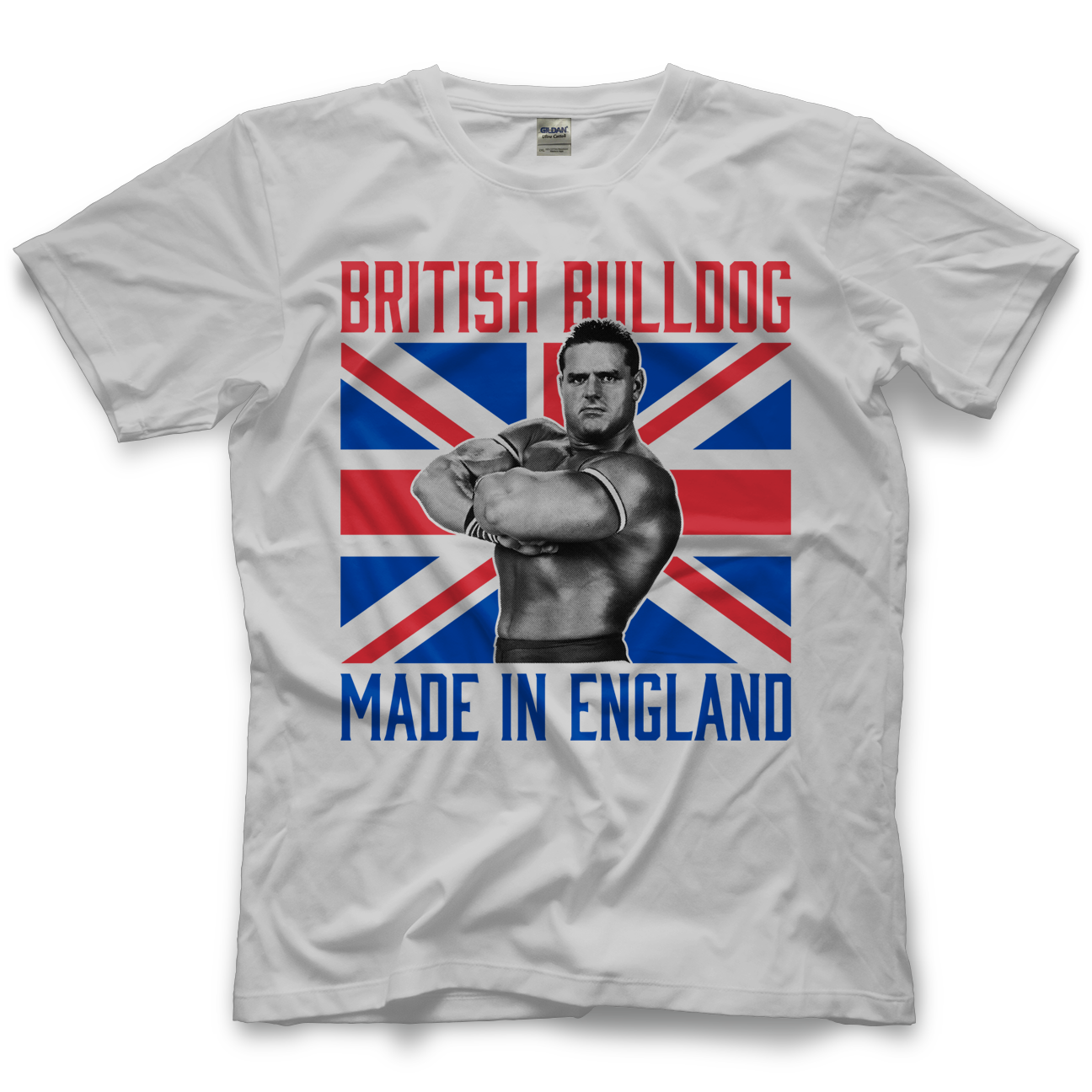British Bulldog Made in England T-shirt