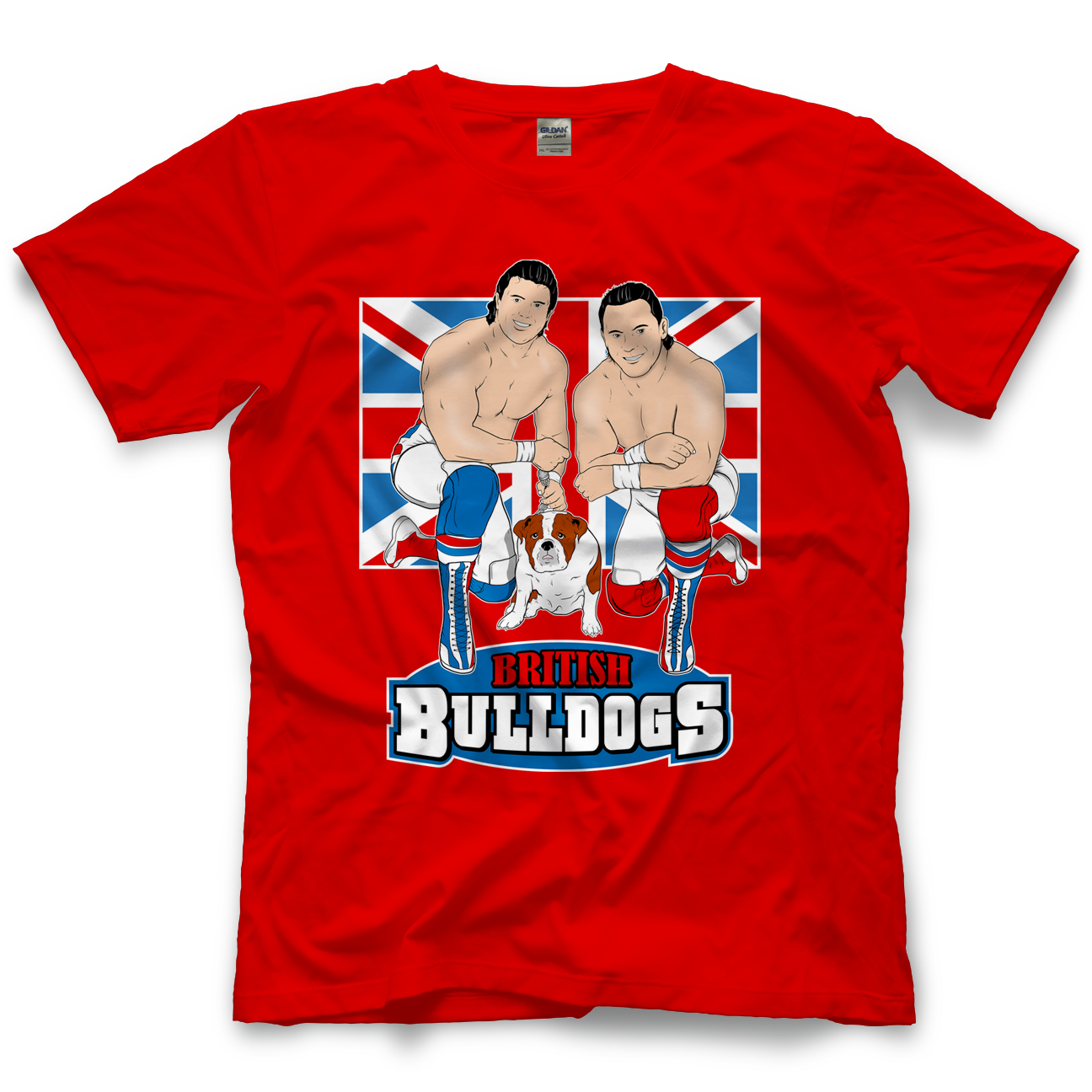 British Bulldogs T-shirt