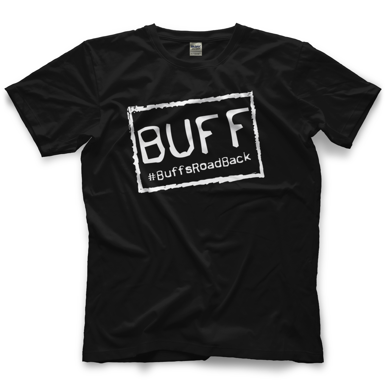 Buff Bagwell Buffs Road Back T-shirt