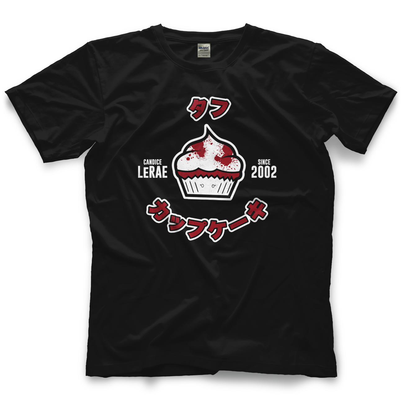 Worldwide Tough Cupcake T-shirt