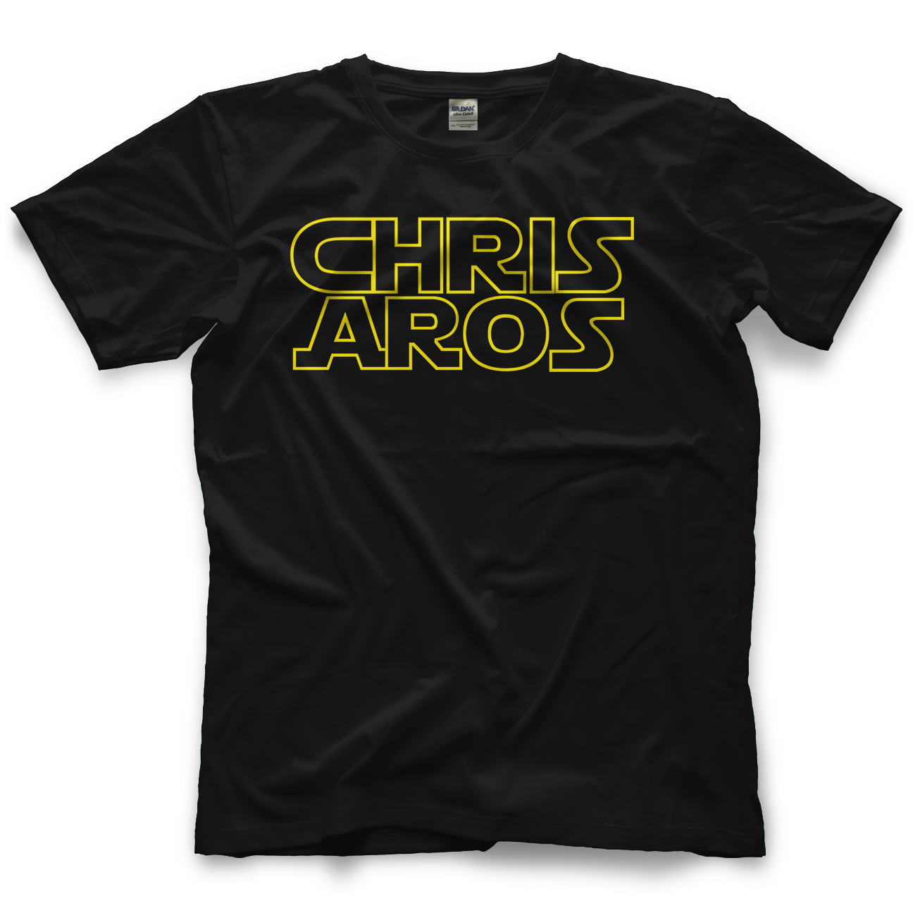 Chris Aros Aros Wars T-shirt