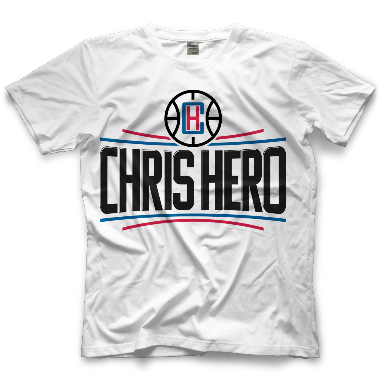 Chris Hero Clippers T-shirt