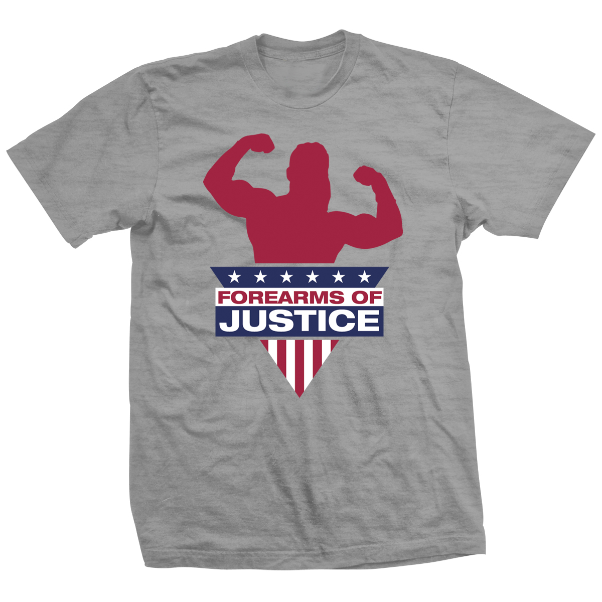 Matt Cross Forearms of Justice T-shirt