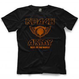 1a7d04c4 Doom Roach Best/Worst Black T-shirt