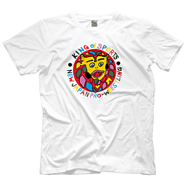 e93d93a70 New Japan Pro-Wrestling Cogito X Lion Mark T-shirt