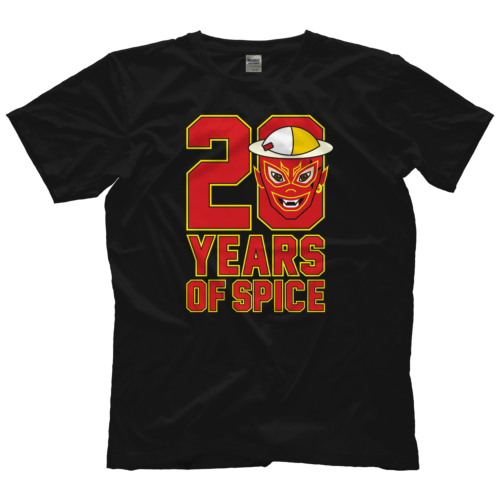 on sale e1d71 69c9b 20 Years of Spice