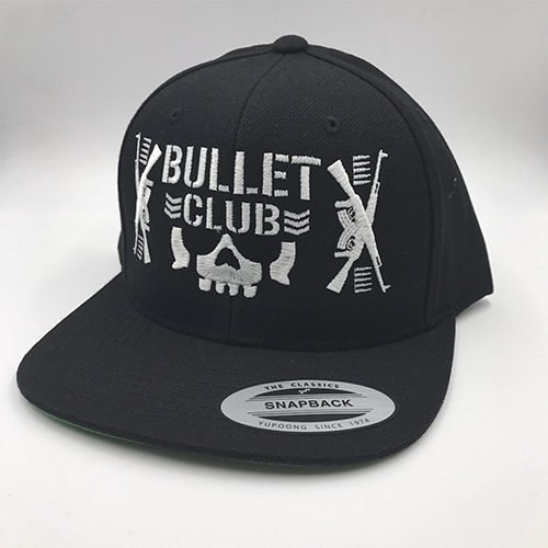 Bullet Club Hat (Flexfit & Snapback)