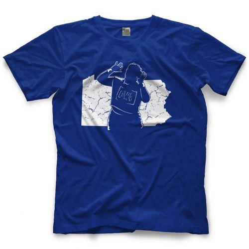 f0e4e2ec1b3e Blue Meanie Meanie PA T-shirt