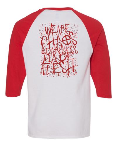 c11325ae Courtney Rush Demon Assassin Baseball T-shirts